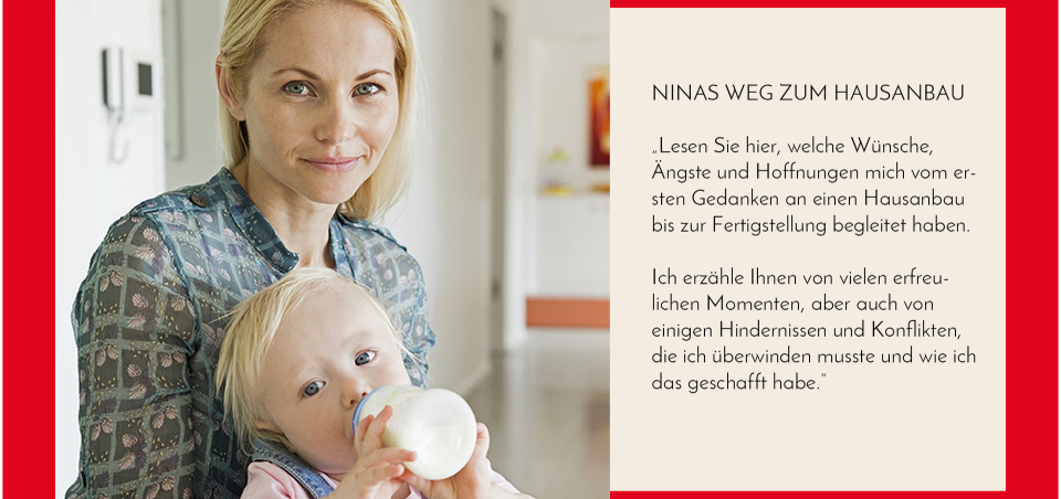 Ninas Weg zum Hausanbau