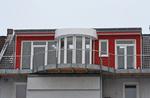 Aufstockung mit großem Balkon