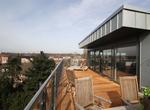 Aufstockung mit großer Dachterrasse